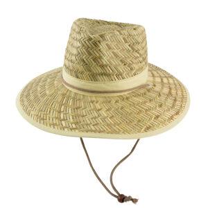 LEGEND STRAW HAT W/TOGGLE