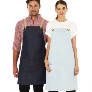 IDENTITEE BILLY – DENIM BIB