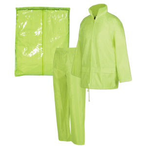 JB'S BAGGED RAIN JACKET/PANTS SET