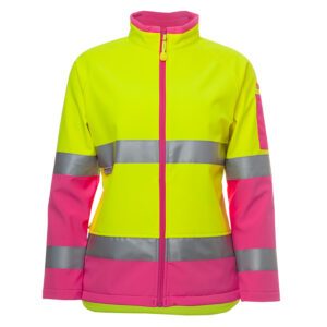 JB's LADIES HV D+N SOFTSHELL JACKET