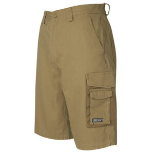 JB'S CANVAS CARGO SHORTS