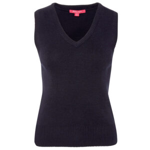 JB'S LADIES KNITTED VEST