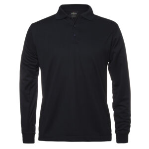 PODIUM L/S POLY POLO