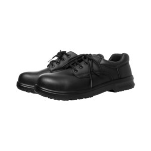 JB's MICROFIBRE LACE UP STEELTOE SHOE