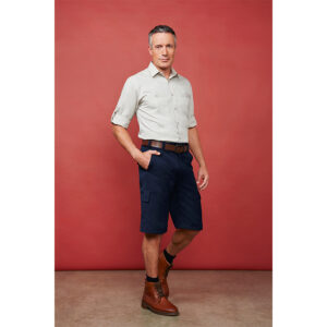 BIZ MENS DETROIT SHORTS – REGULAR