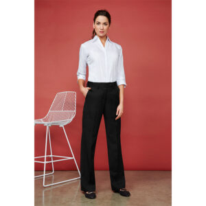 BIZ LADIES DETROIT FLEXI-BAND PANT