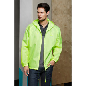 BIZ UNISEX BASE JACKET