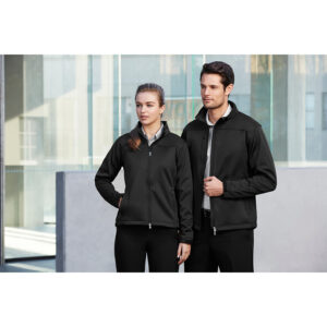 BIZ LADIES SOFT SHELL JACKET