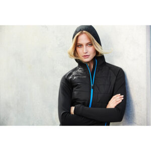 BIZ LADIES STEALTH TECH HOODIE