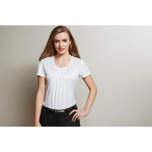 BIZ LADIES DECO TOP