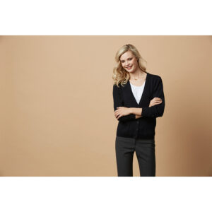 BIZ LADIES WOOLMIX CARDIGAN