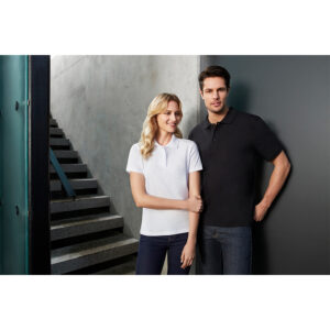 BIZ MENS ICE POLO