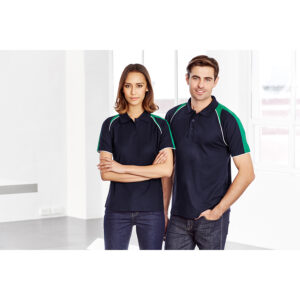 BIZ MENS TRITON POLO