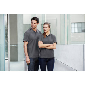 BIZ MENS CAMBRIDGE POLO