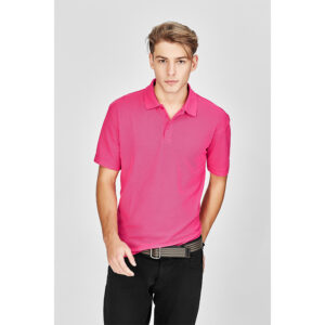 BIZ MENS CREW POLO