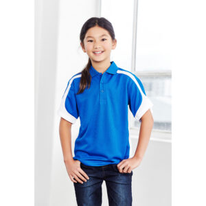 BIZ KIDS TALON POLO