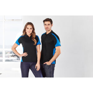 BIZ MENS TALON POLO