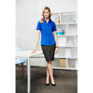 BIZ LADIES MONACO SHORT SLEEVE SHIRT
