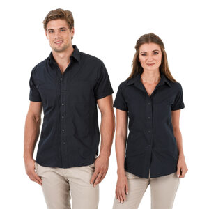 IDENTITEE LADIES ASTON SHORT SLEEVE