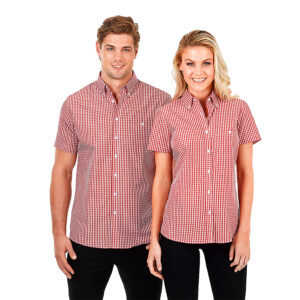 IDENTITEE LADIES MILLER SHORT SLEEVE
