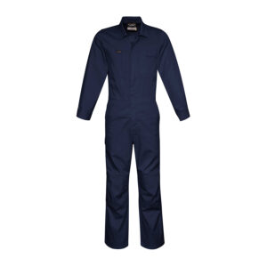 Syzmik Mens Lightweight Cotton Drill Overall