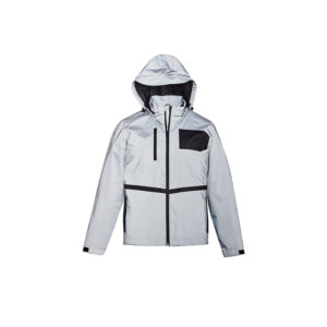 Syzmik Unisex Streetworx Reflective Waterproof Jacket