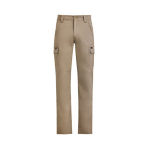 Syzmik Mens Lightweight Drill Cargo Pants