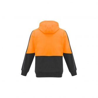 ZT480_OrangeCharcoal_Back