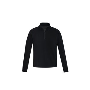 Syzmik Mens Merino Wool Mid-Layer Pullover