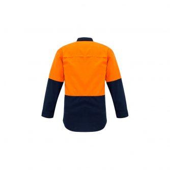 ZW138_OrangeNavy_Back