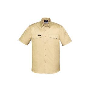 Syzmik Mens Rugged Cooling Mens Short Sleeve Shirt