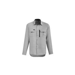 Syzmik Mens Outdoor Long Sleeve Shirt
