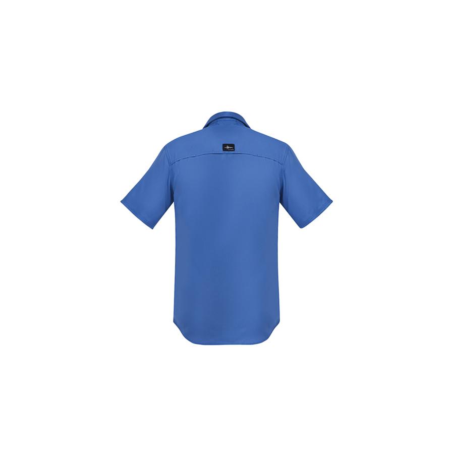 Syzmik Mens Outdoor Short Sleeve Shirt – Workwear Clothing Online 9f1dd6b8d0d