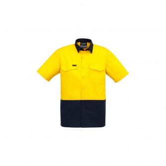 ZW815_YellowNavy_Front
