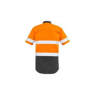 ZW835_OrangeCharcoal_Back