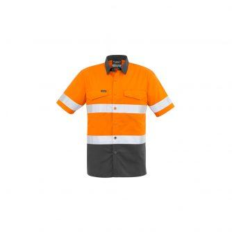 ZW835_OrangeCharcoal_Front
