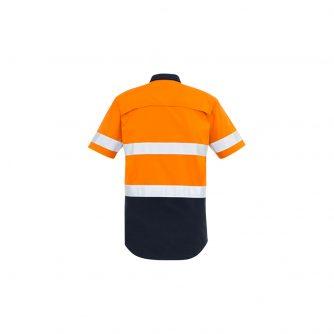 ZW835_OrangeNavy_Back