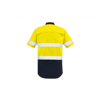 ZW835_YellowNavy_Back