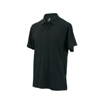 1312-Black-hunter-polo-front