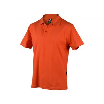1312-Orange-hunter-polo-front