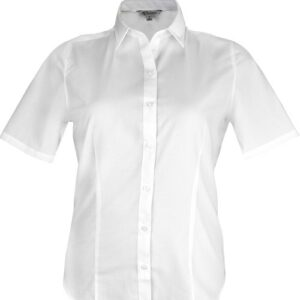 Aussie Pacific Ladies Kingswood Short Sleeve Shirt