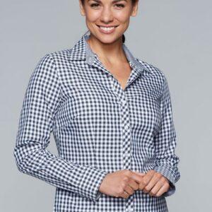 Aussie Pacific Ladies Brighton Long Sleeve Shirt
